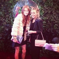 """""""On the #QVCRedCarpet @qvc with my love @couldihavethat"""" - <a href=""""http://instagram.com/p/WDicVLAP9s/""""target=""""_blank"""">Jacey Duprie</a>"""