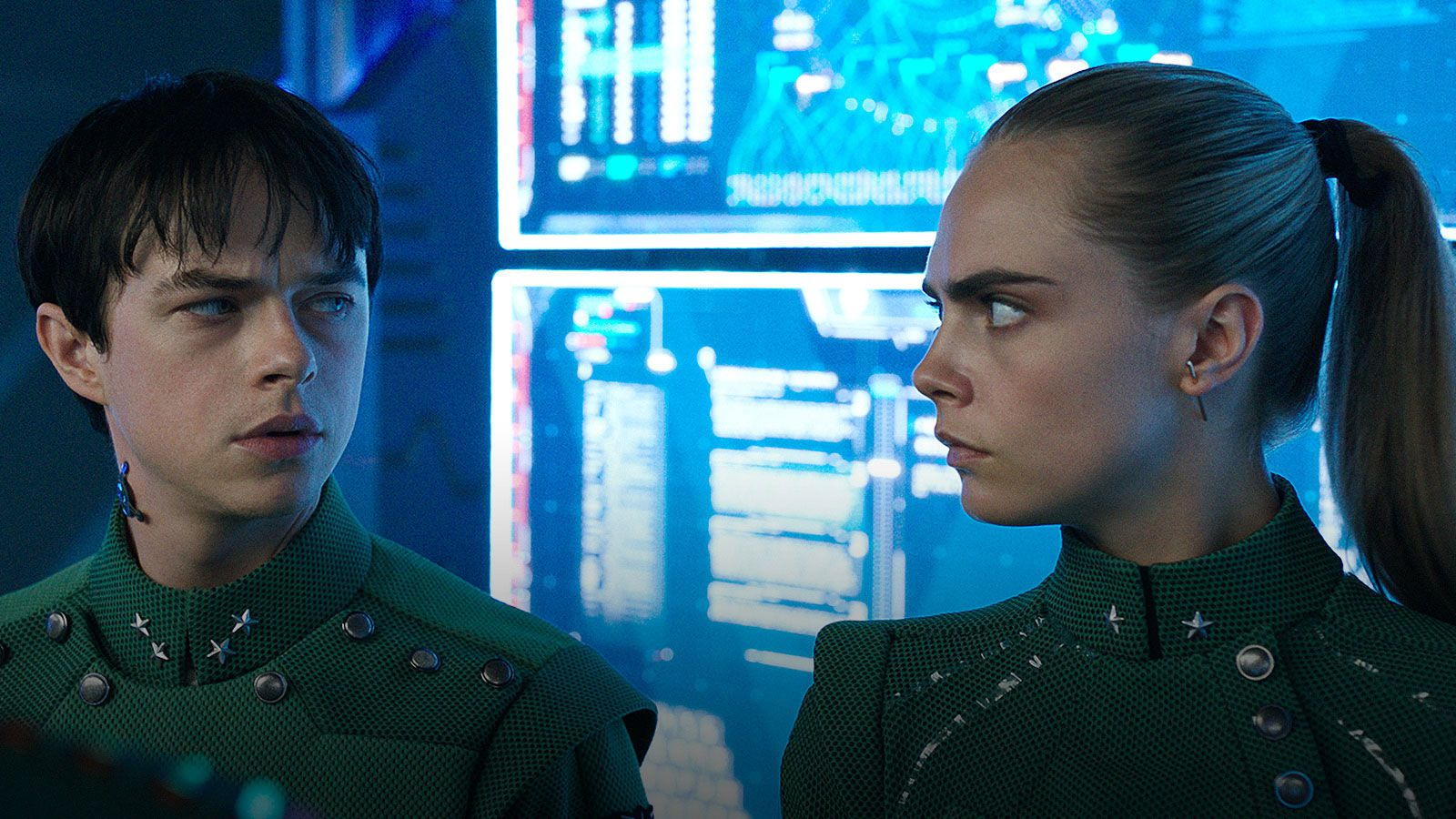 """""""Valerian and the City of a Thousand Planets""""."""