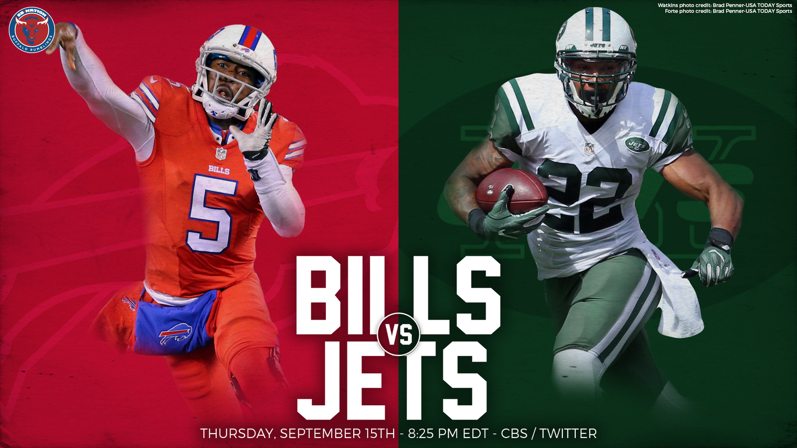 Jets At Bills Game Time Tv Schedule Announcers And