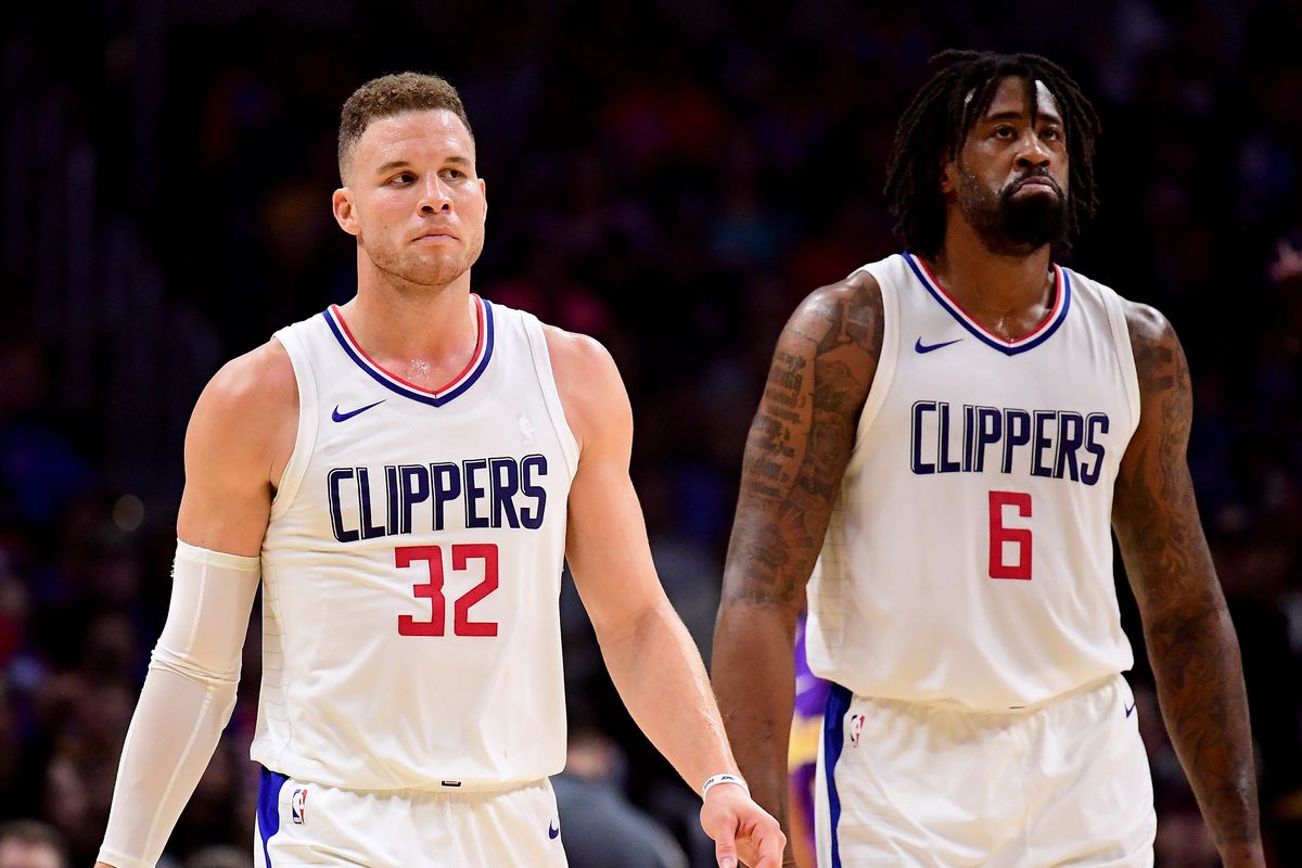 Austin Rivers on play that injured Blake Griffin injured knee
