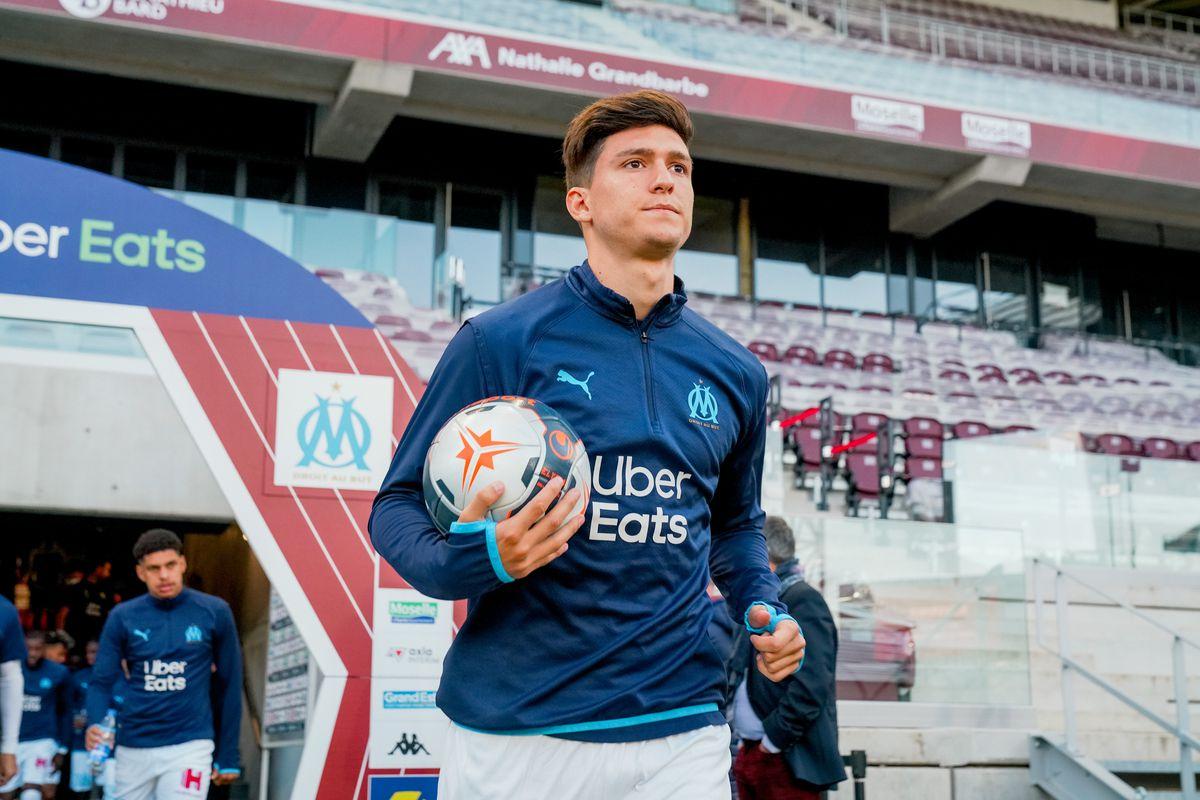 FC Metz v Olympique Marseille - Ligue 1