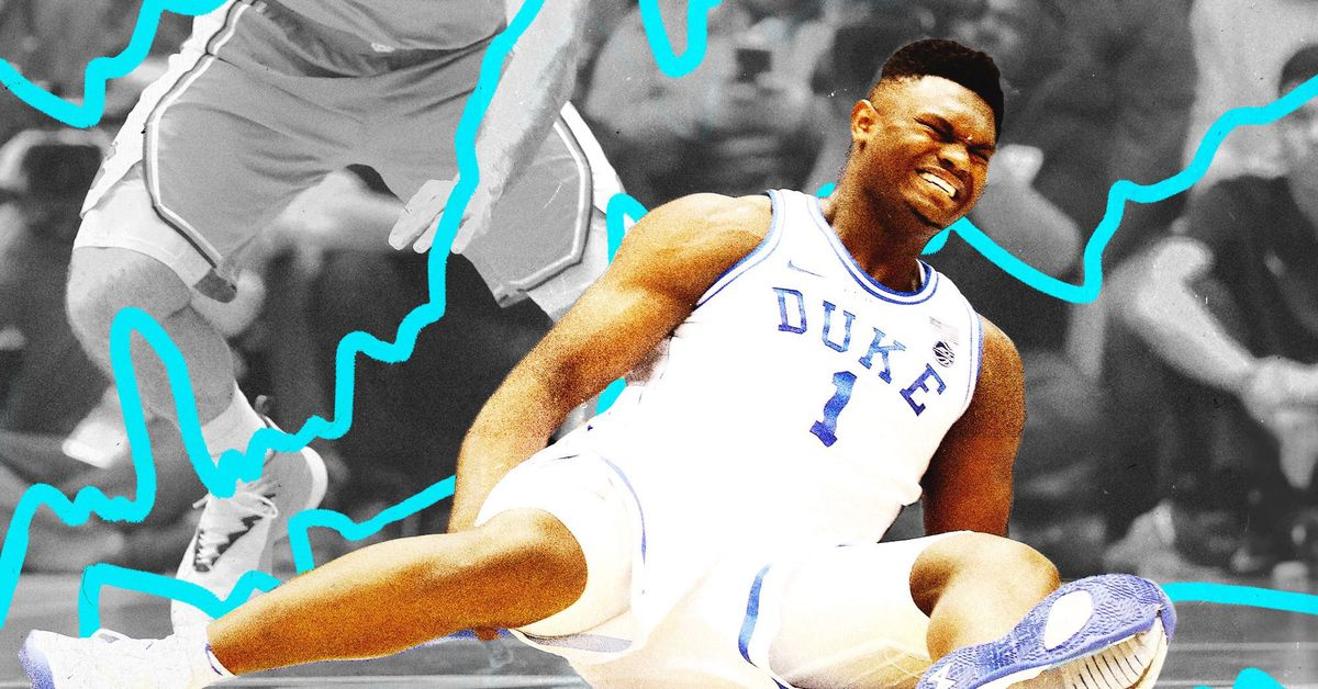 Zion Williamson S Shoe Explosion As Explained By A