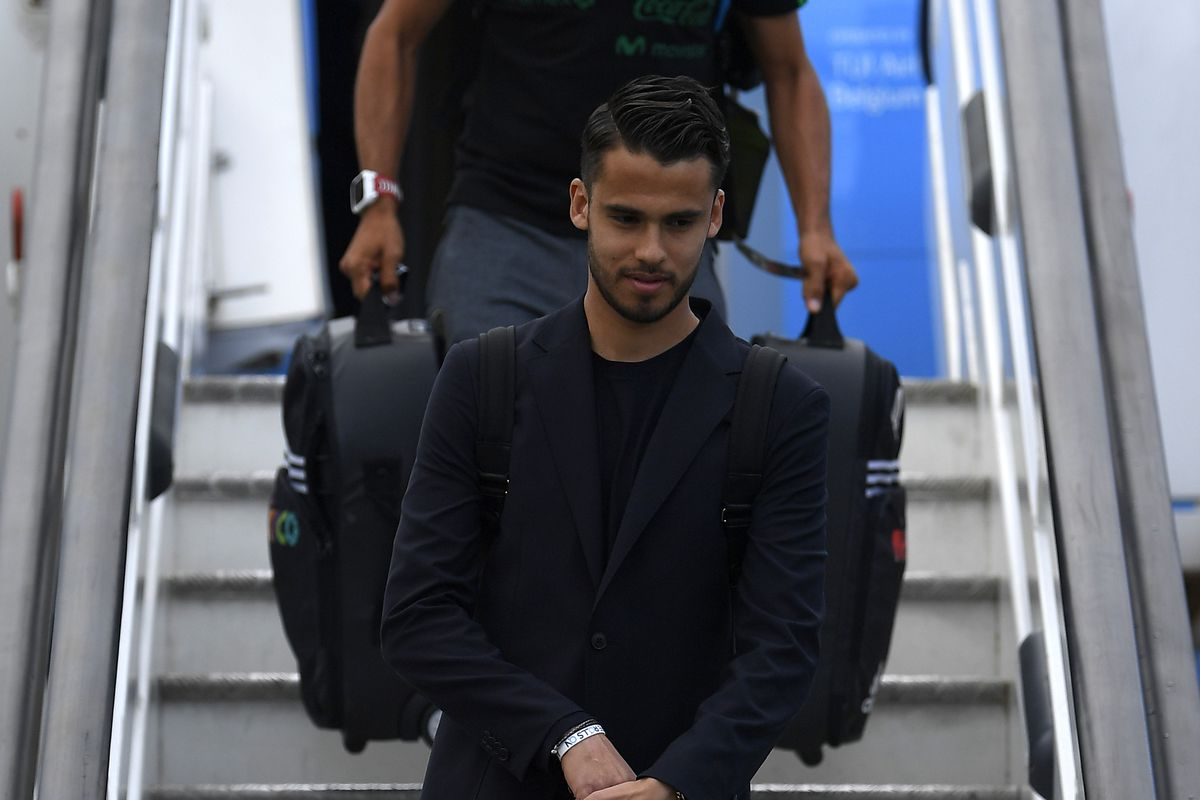 Mexico Arrive to Moscow for FIFA World Cup Russia 2018