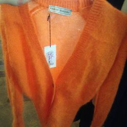 Veronique Branquinho sweater, $155