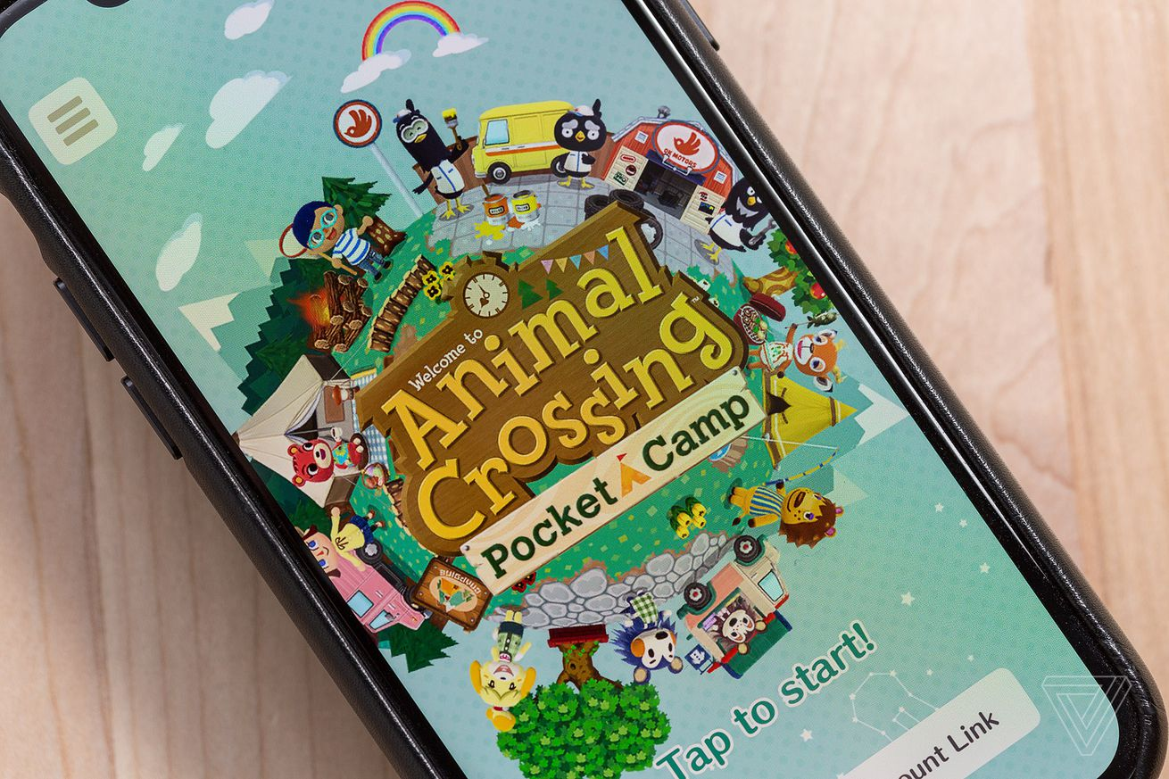 animal crossing pocket camp brings the series s leisurely charm to smartphones