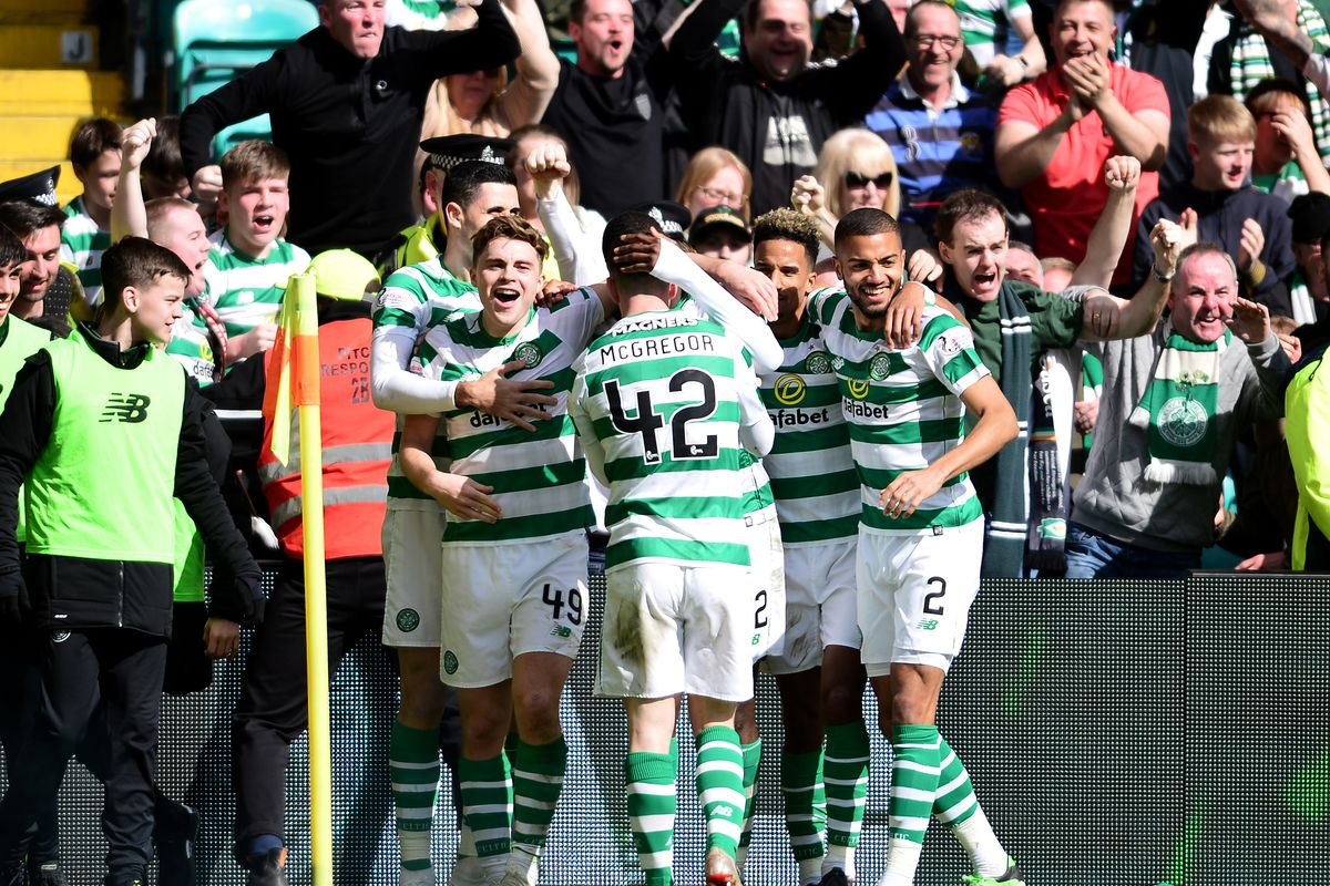 Celtic v Rangers - Ladbrokes Scottish Premiership