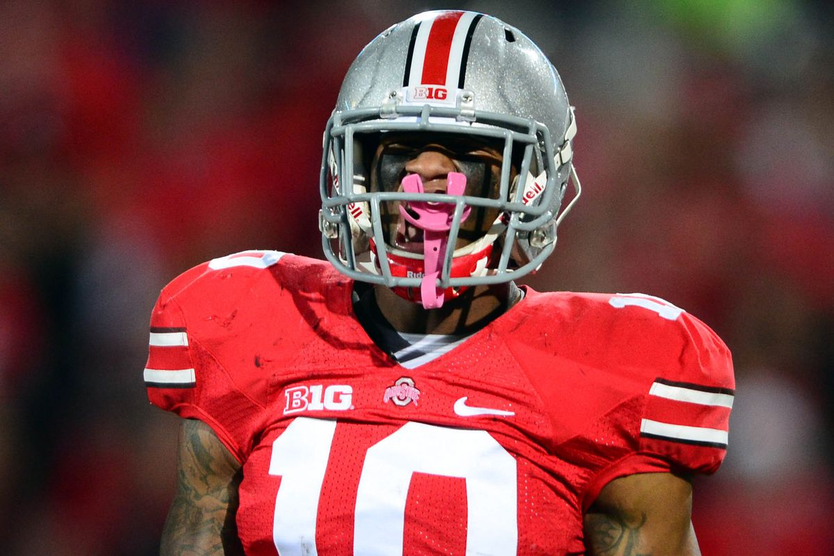 7abafad1db5 Steelers draft results  Pittsburgh selects Ohio State LB Ryan Shazier in  first round
