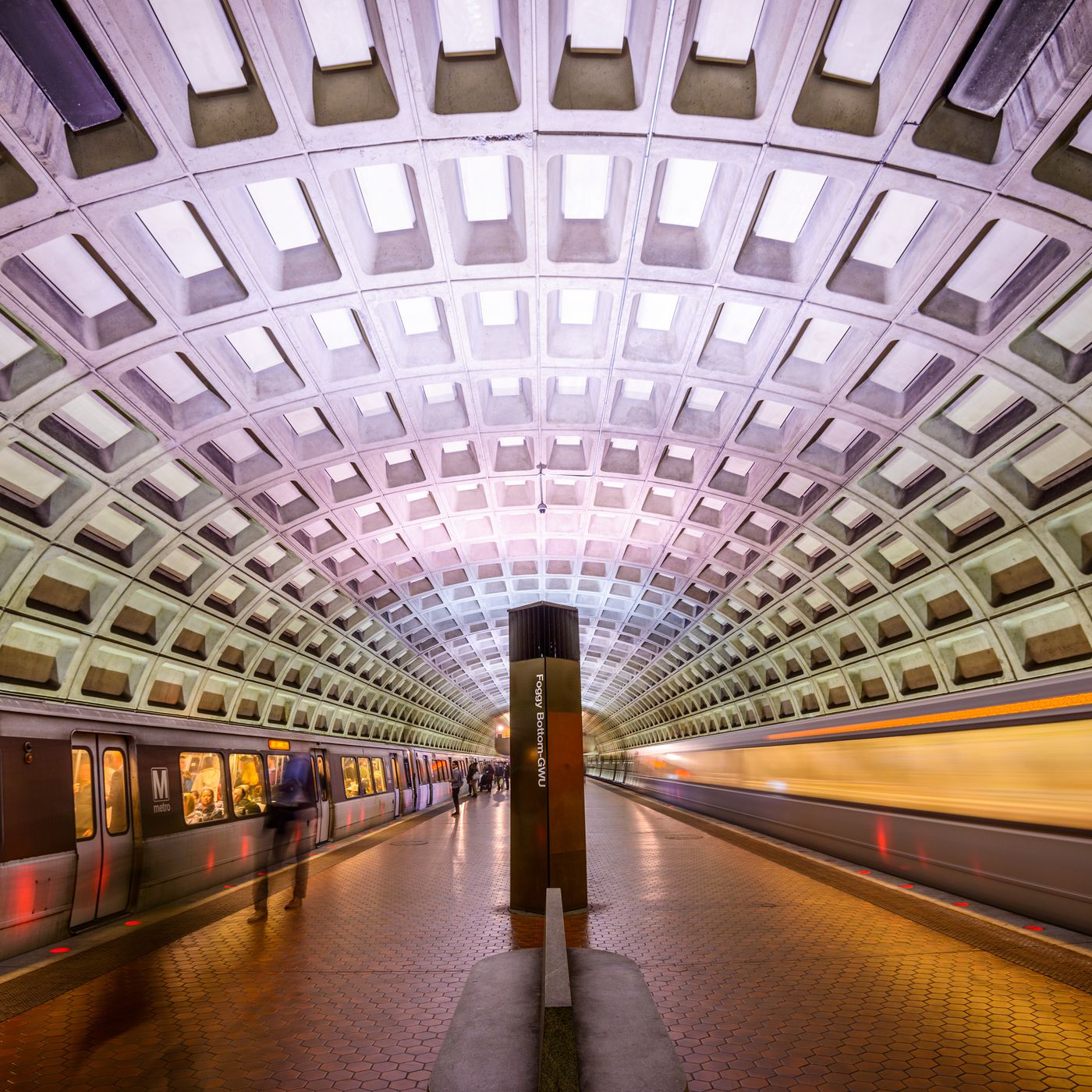 This Halloween Themed D C Metro Map Is So Spooktacular Curbed Dc