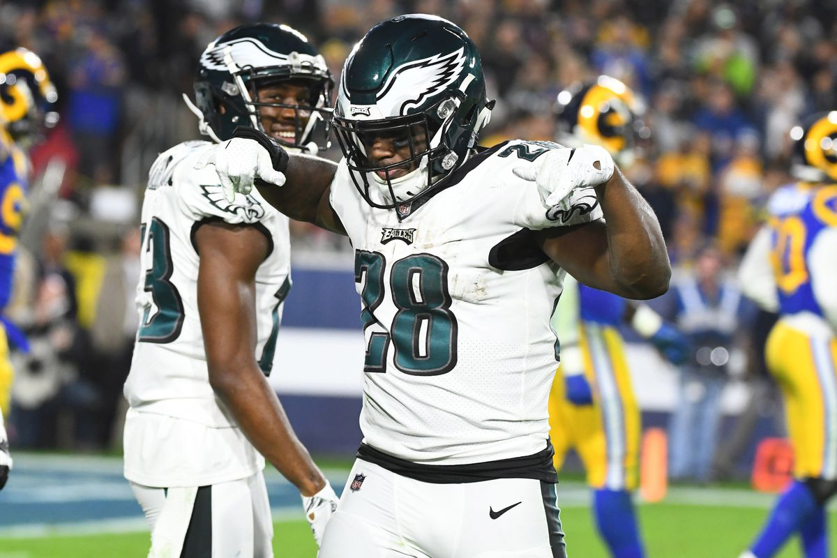 c7375744 NFL Playoffs 2019: Eagles will wear jerseys they haven't lost in ...