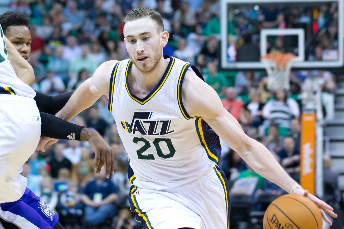 new style e7bf3 449a1 Gordon Hayward will be an All-Star, and John Stockton and ...