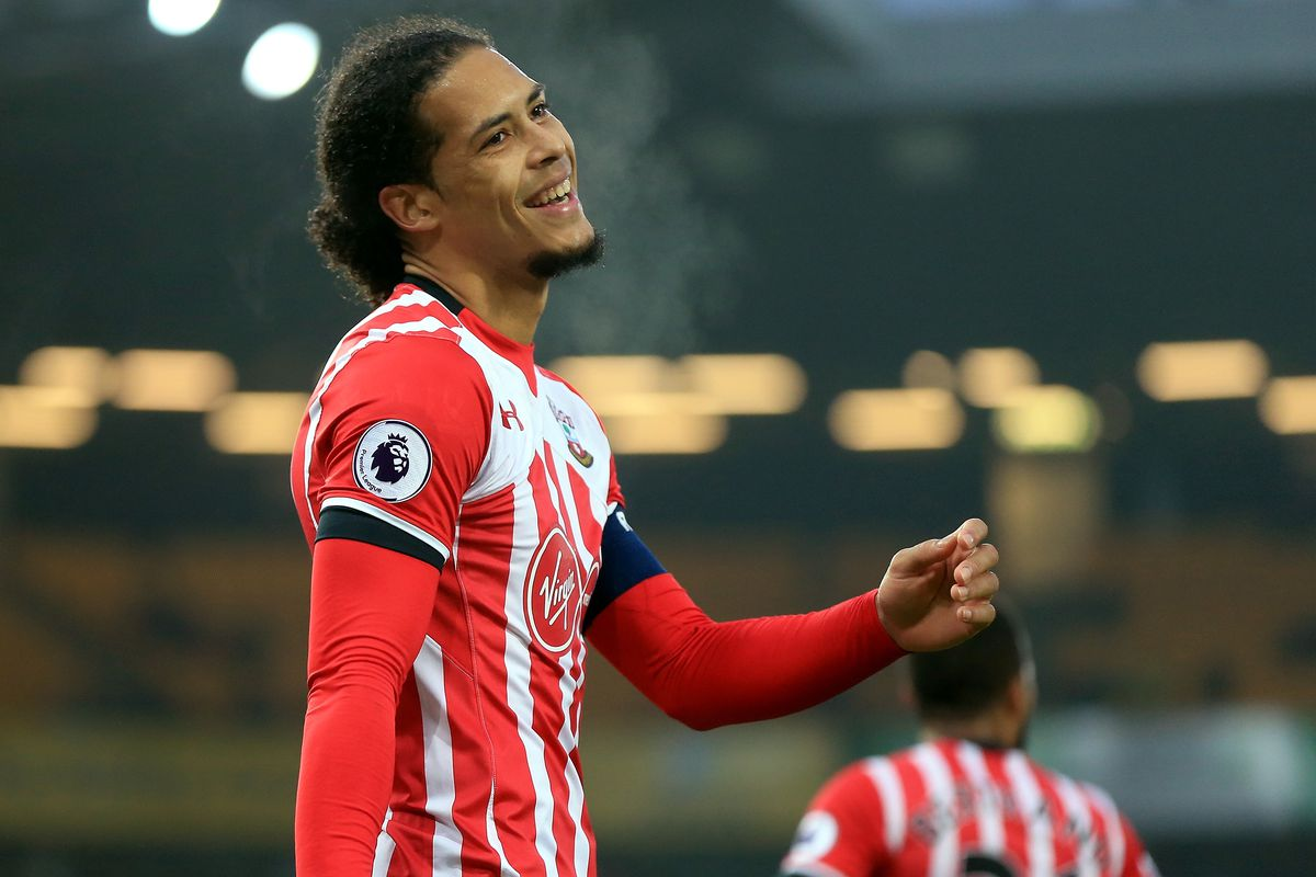 Liverpool End Interest In Van Dijk And Apologise To Southampton In Statement