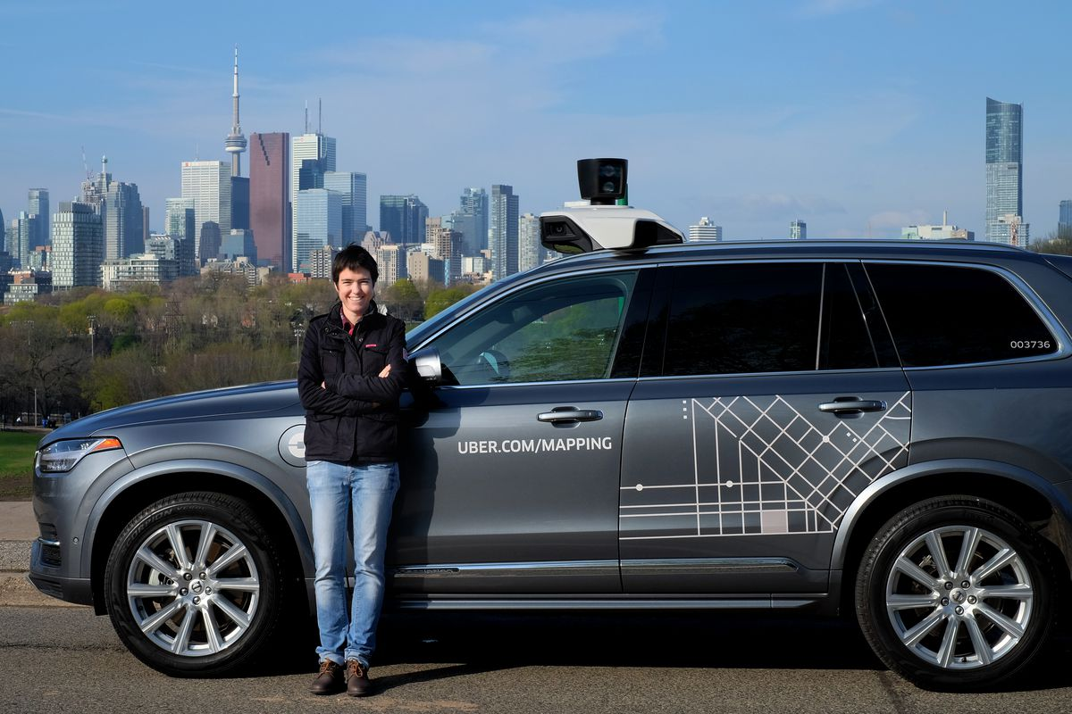 Uber Is Expanding Its Self Driving Car Research Beyond The Us