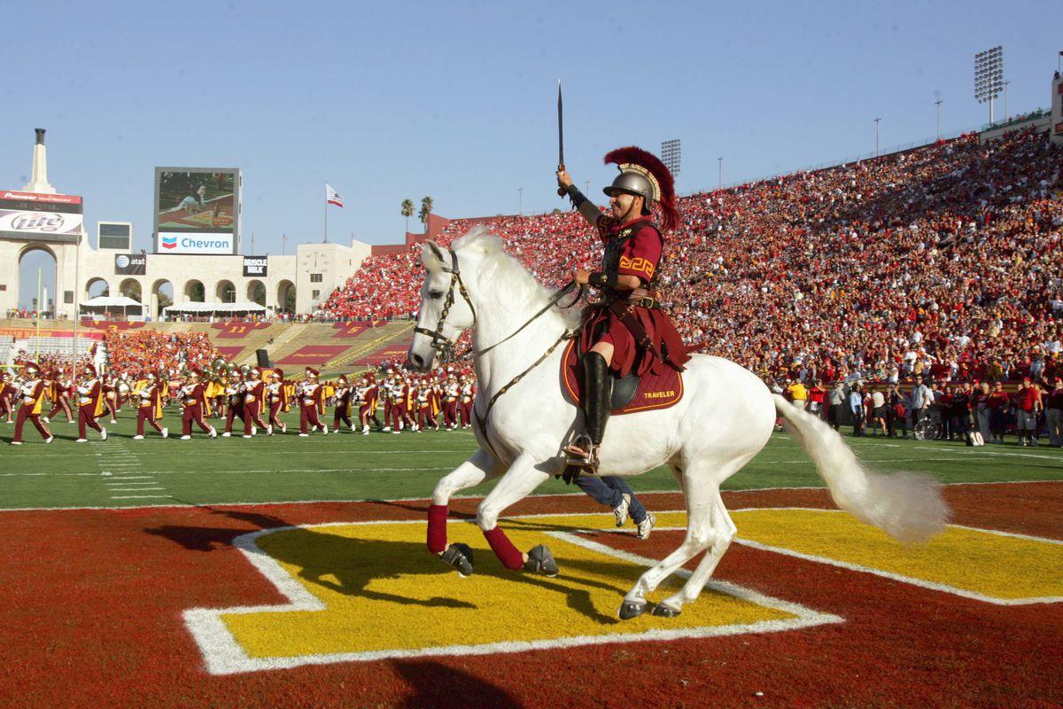 Nebraska v USC