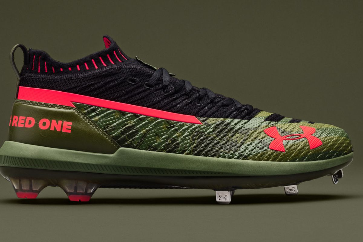 cebcbc71be13 Nationals' Bryce Harper to debut new cleats on Memorial Day ...