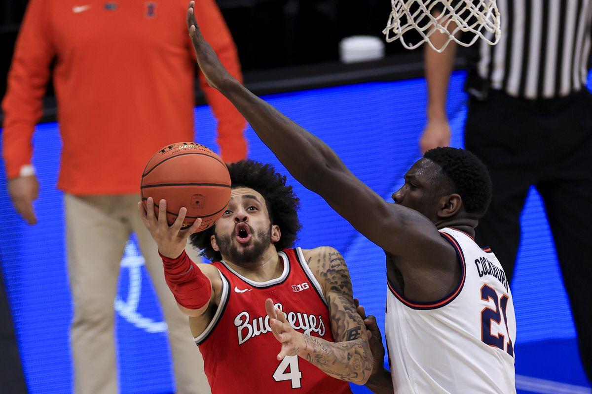 NCAA Basketball: Big Ten Conference Tournament-Ohio State vs Illinois