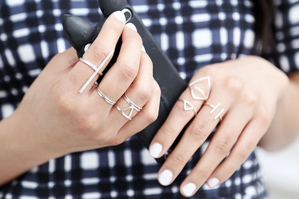 """Amarilo rings, <a href=""""http://www.amarilojewelry.com/rings/"""">prices vary</a>"""