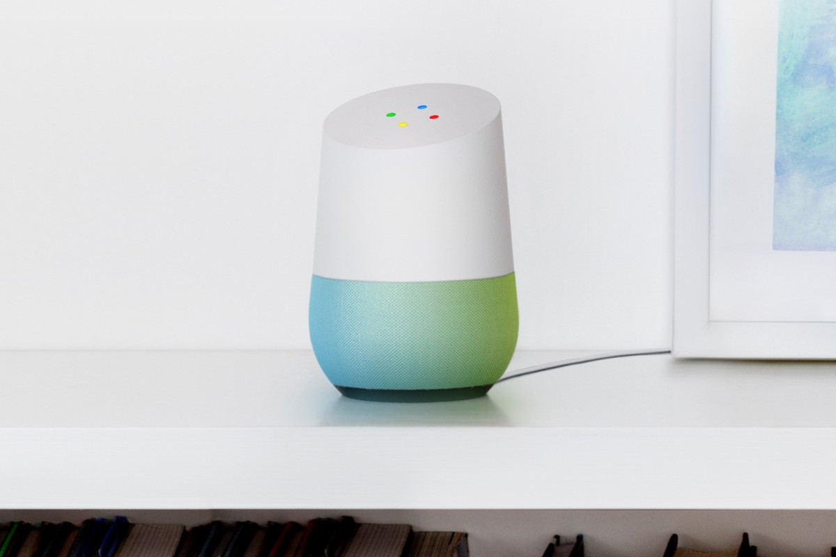 Google Home will now read your audiobooks to you