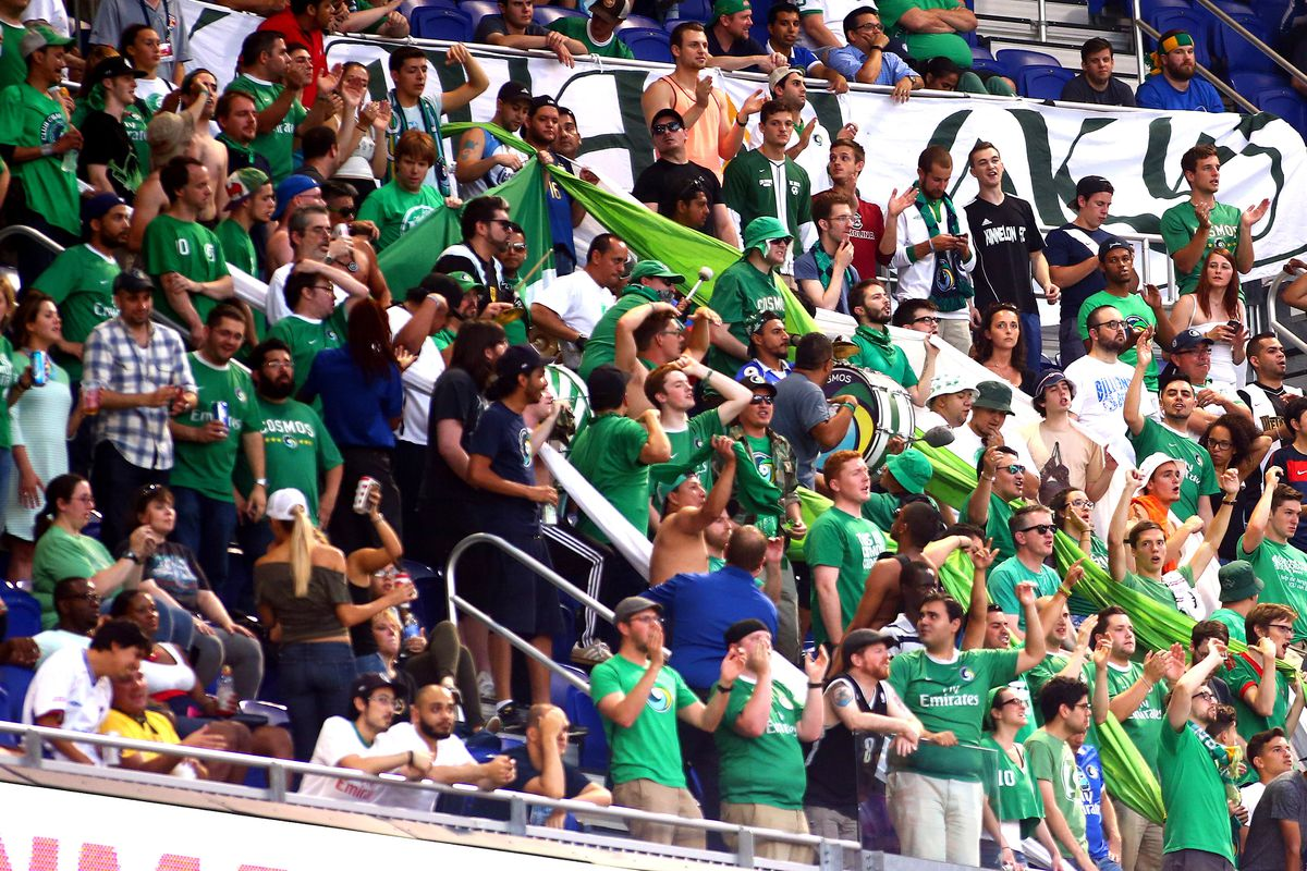 MLS: U.S. Open Cup-New York Cosmos at New York Red Bulls