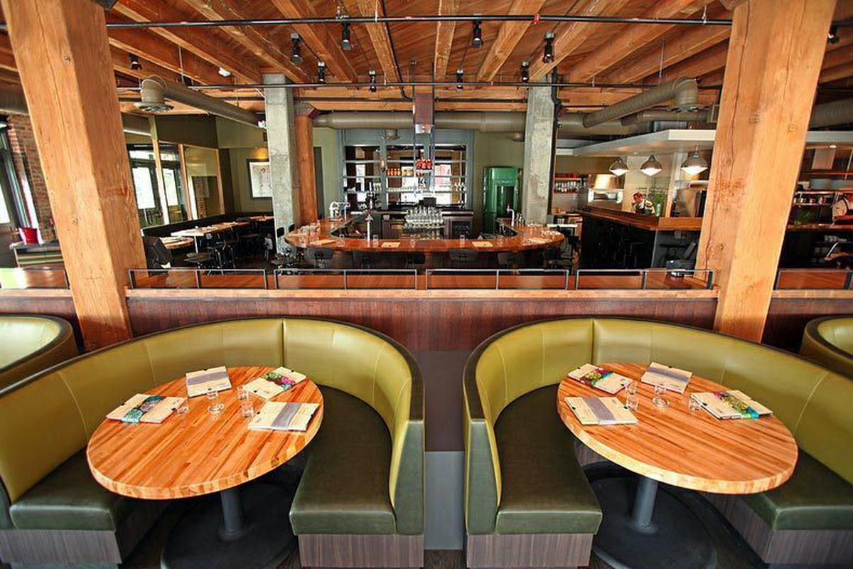 The Squeaky Bean Shutters In LoDo Eater Denver - Farm to table restaurants denver