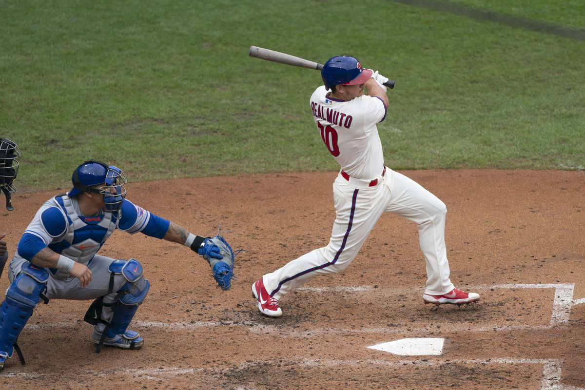 MLB: AUG 16 Mets at Phillies