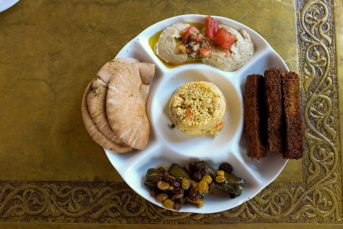 Morocco platter