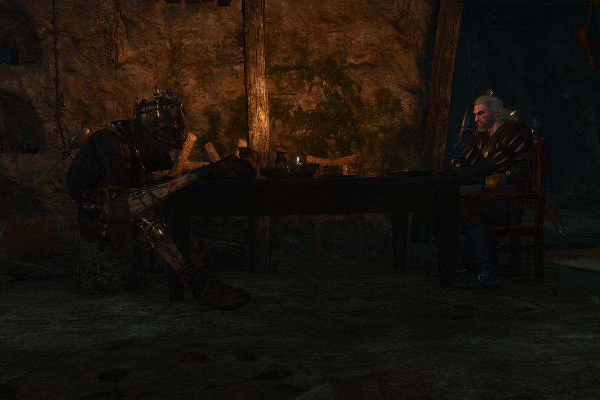 The Witcher 3: Blood and Wine walkthrough: La Cage Au Fou