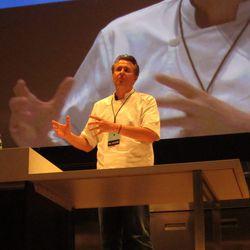 Guillermo González Beristain of Pangea, Monterrey.