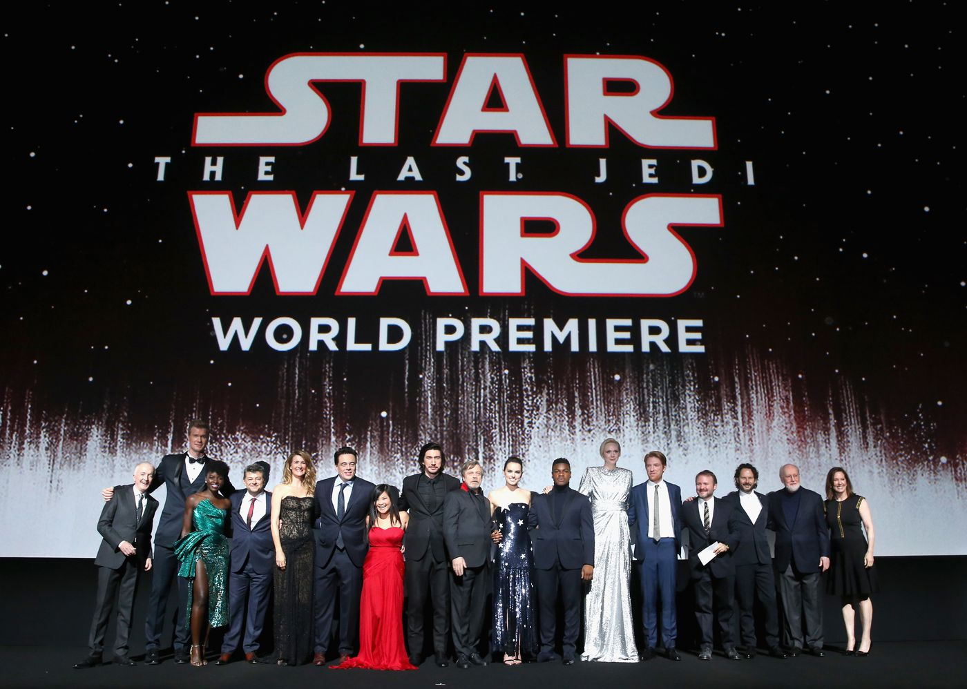 Interview: The Last Jedi's director and producer on fan