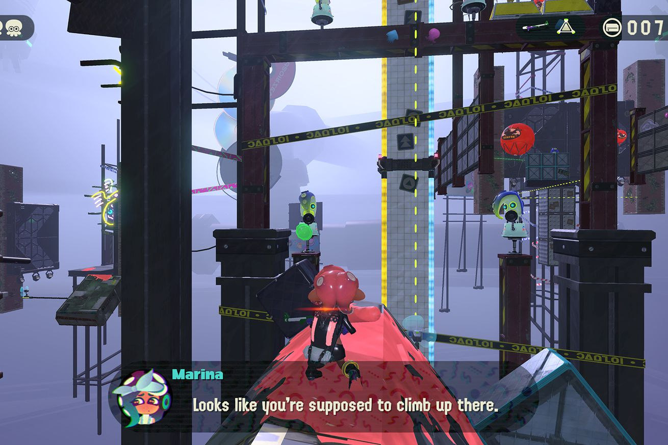 splatoon 2 s octo expansion launches on june 13th