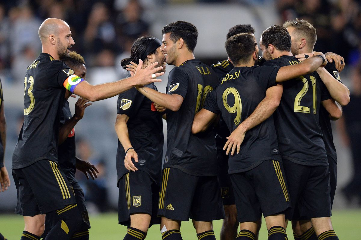 a7664802d45 How can LAFC deal with the controversies of the past week  - Angels ...