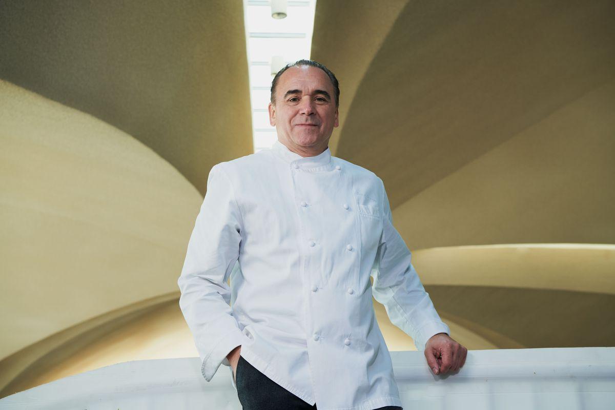 Jean Georges Vongerichten To Open Paris Cafe At Jfk