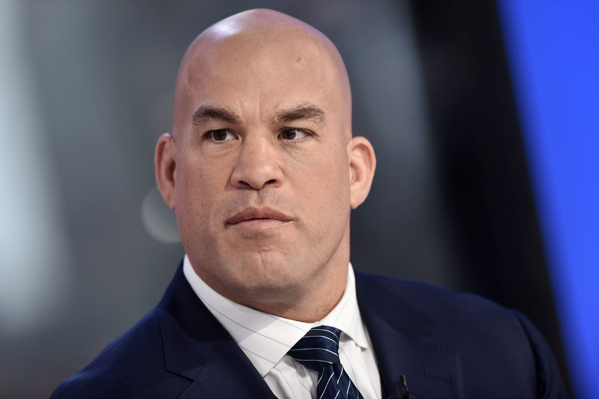 """UFC Hall Of Fame Member Tito Ortiz Visits """"Mornings With Maria"""""""