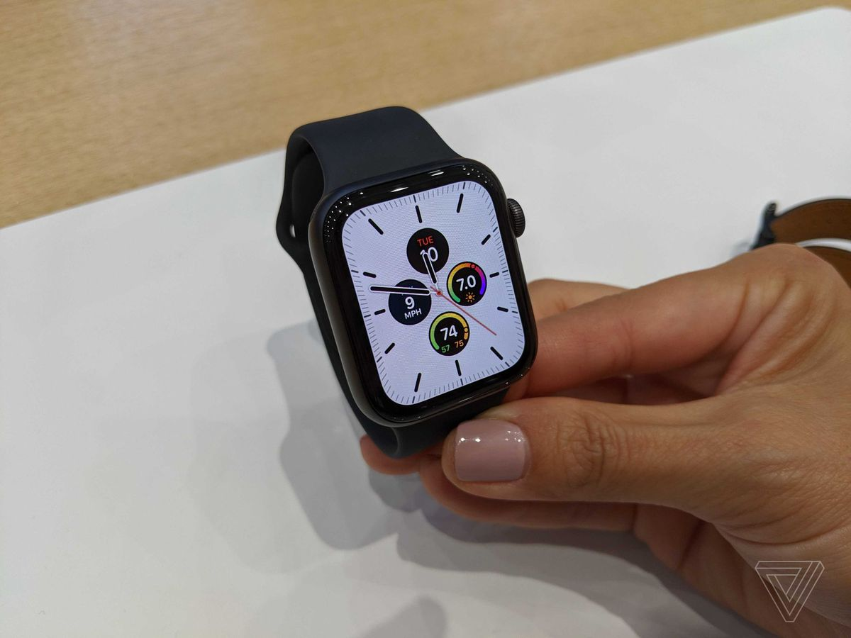 Apple Watch Series 5: hands-on with the new generation