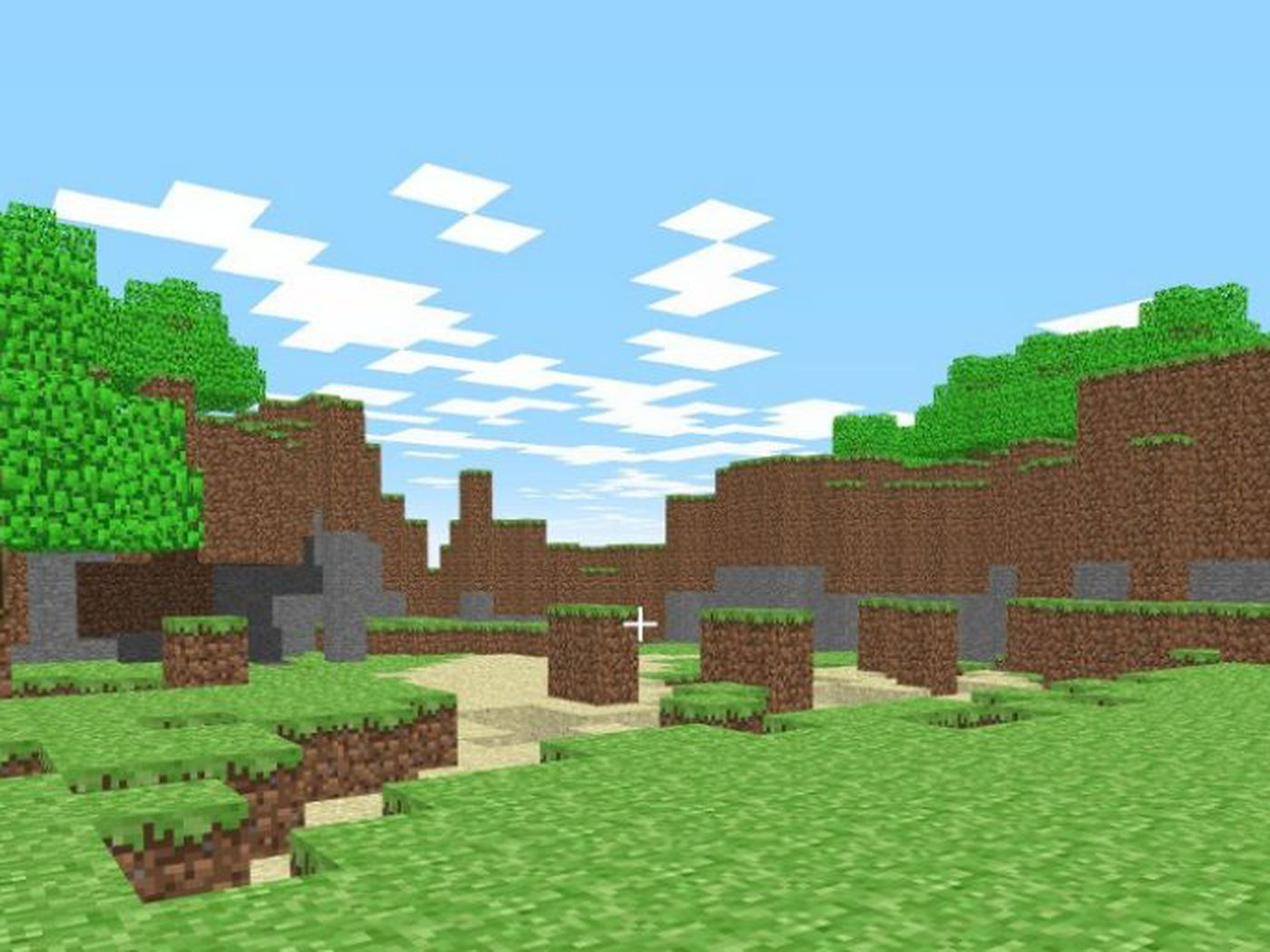 You can now play Minecraft Classic in your browser - The Verge
