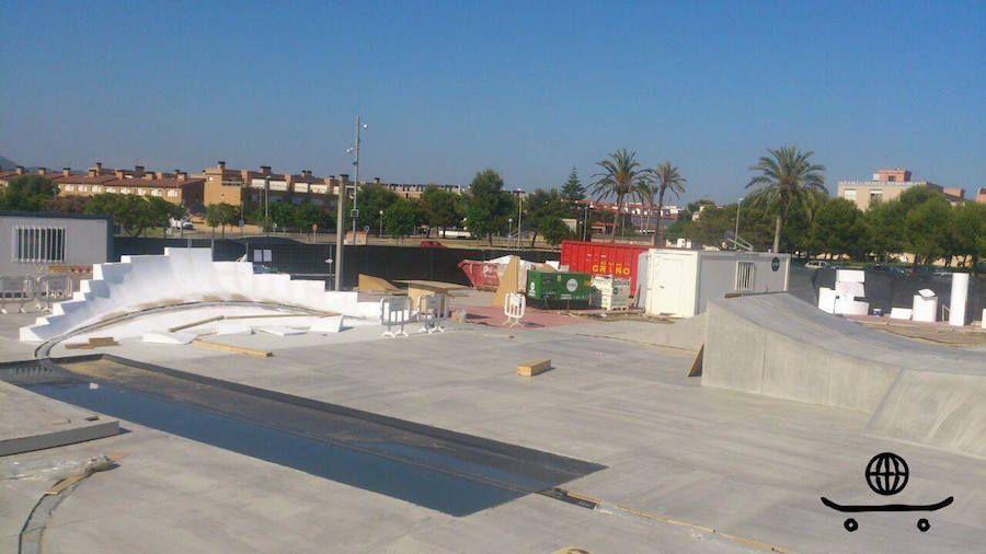 lexus hoverboard park