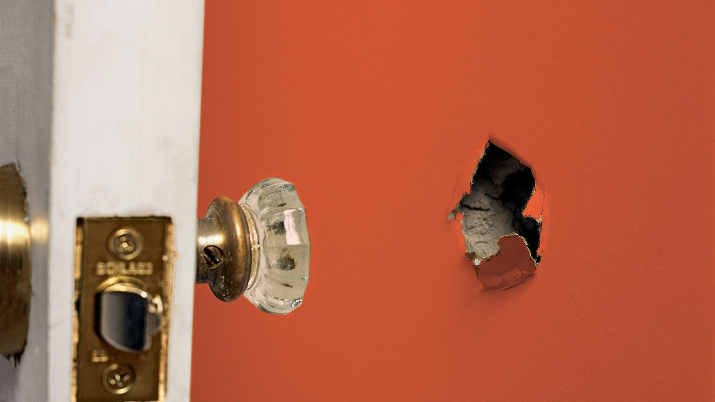 How To Patch Holes In Drywall In 9 Easy Steps Video This Old House