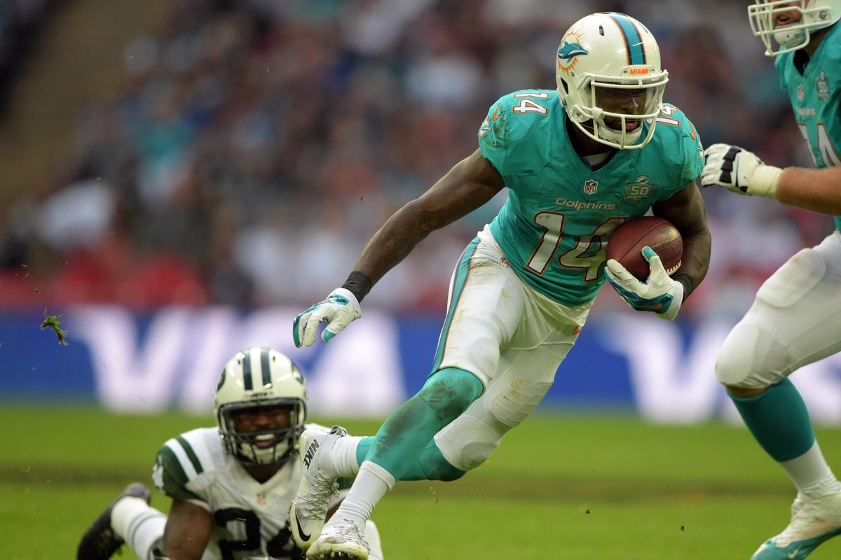 Darrelle Revis will again be just watching Jarvis Landry this week.