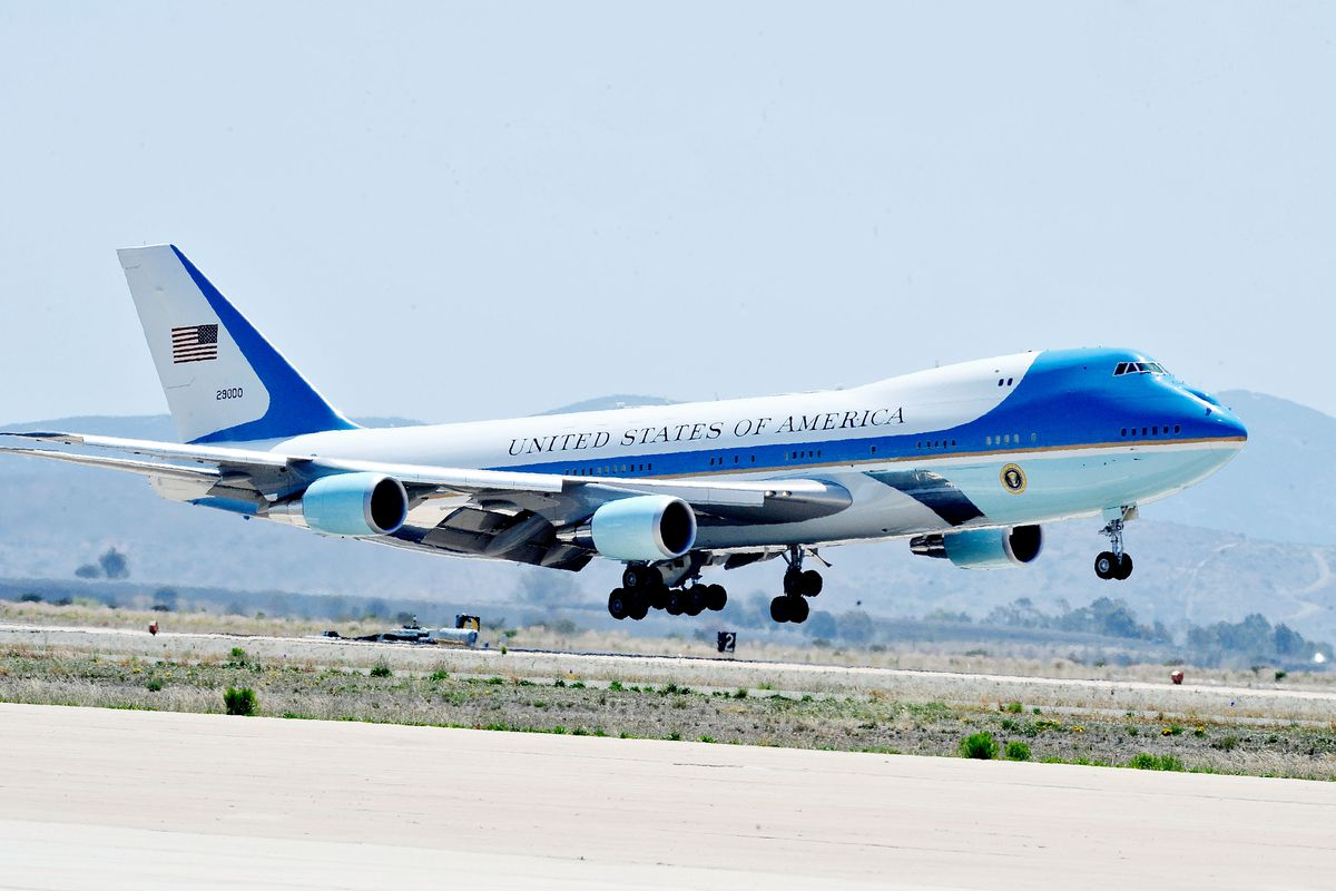Air Force One Replica To Open For Tours At National Harbor Curbed Dc