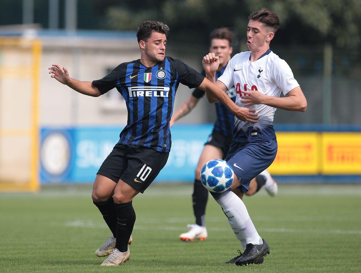 FC Internazionale v Tottenham Hotspur - UEFA Youth League