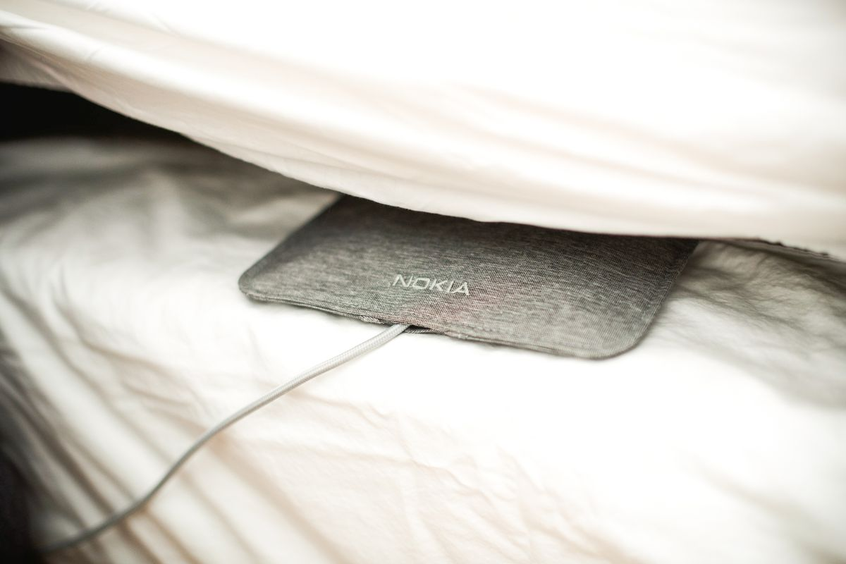 Nokia Sleep review: easy to use, but not much better than an