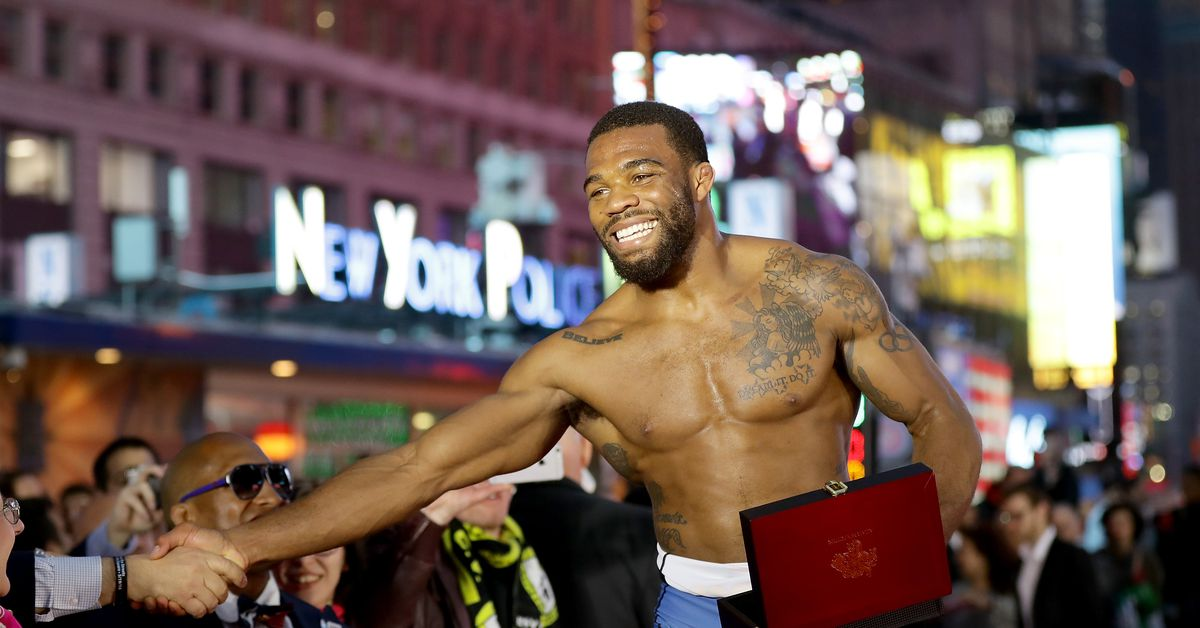 Video: Jordan Burroughs dominates Ben Askren at Beat the Streets: Grapple at the Garden