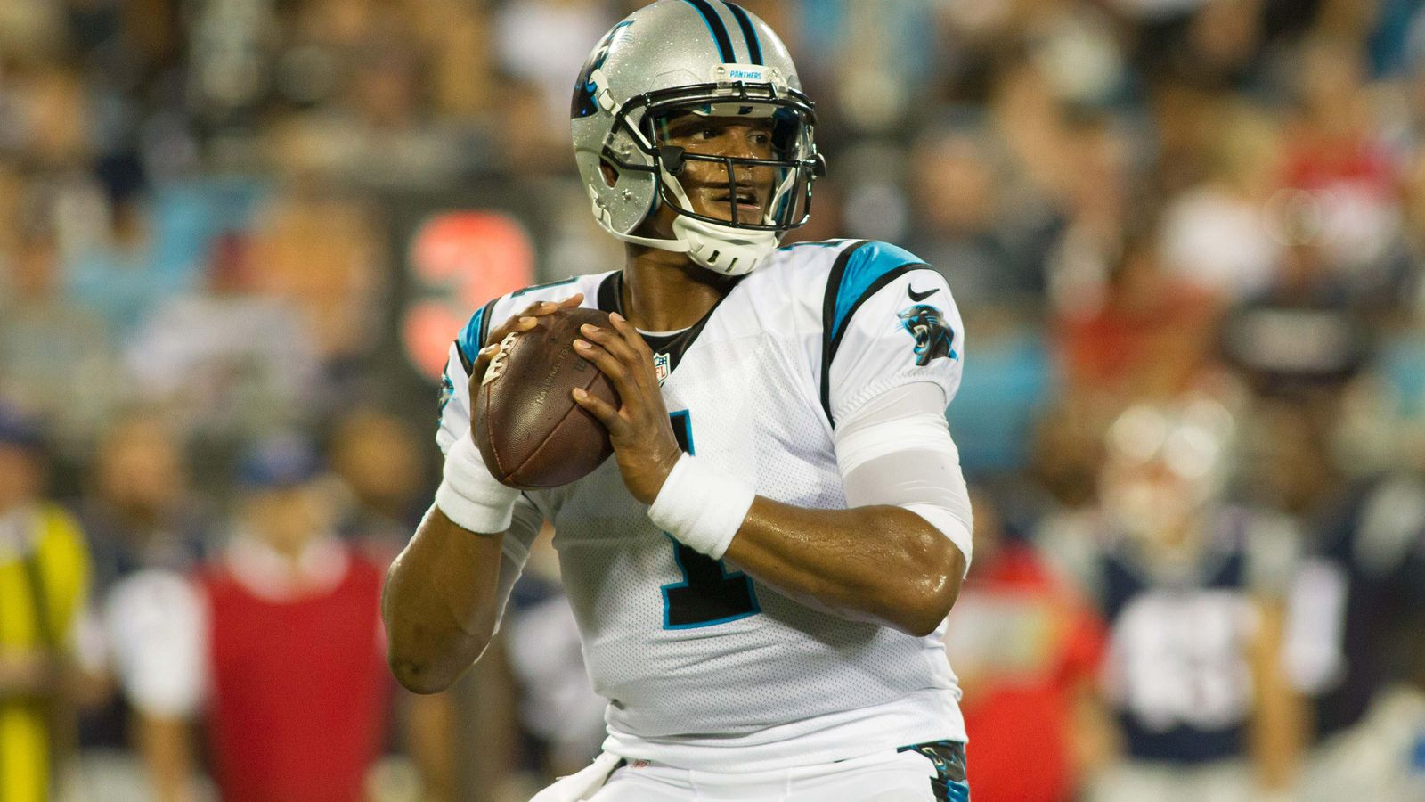 The Carolina Panthers are looking for sweet revenge