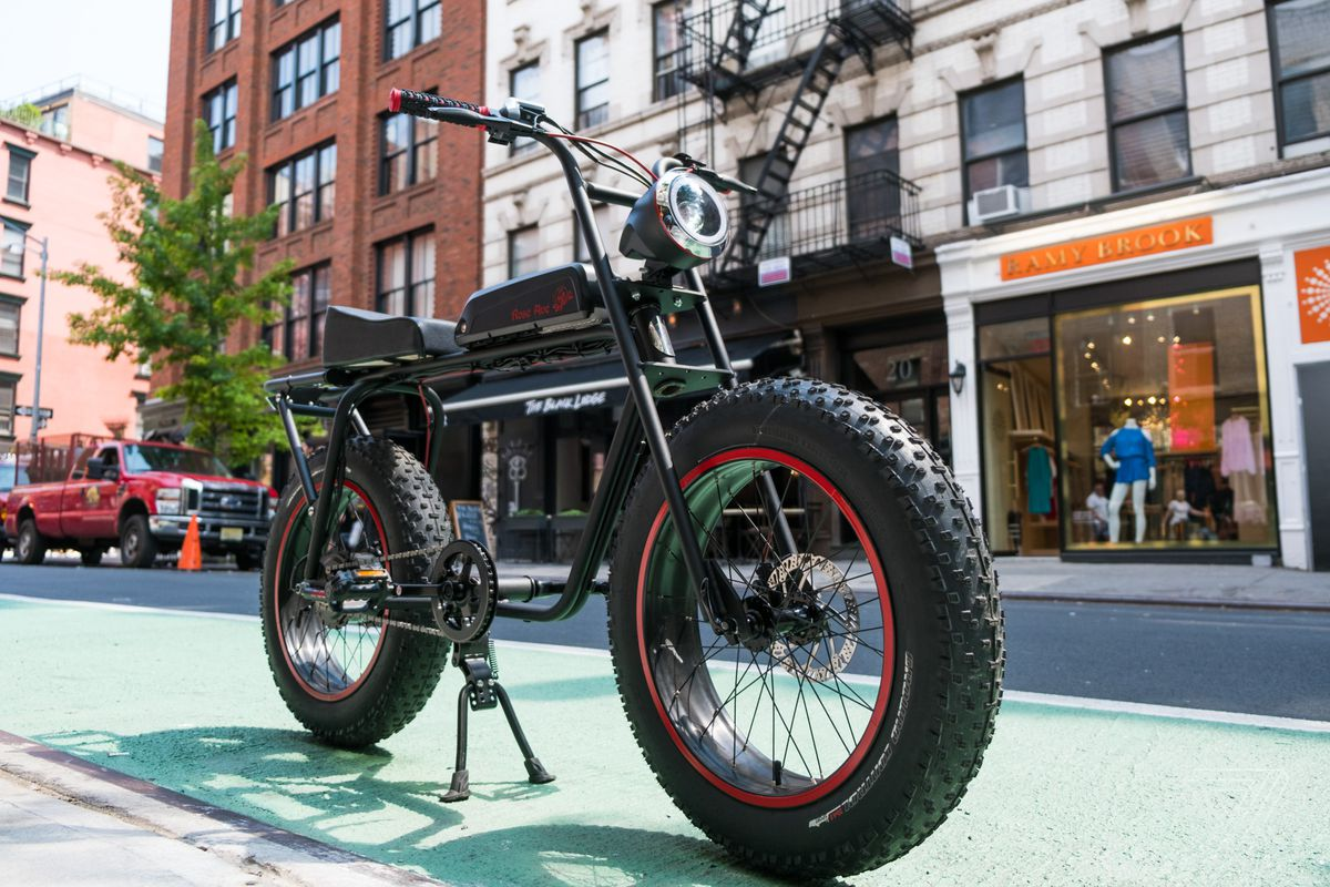 The Super 73 Scout E Bike Is A City Cruiser For The Future The Verge