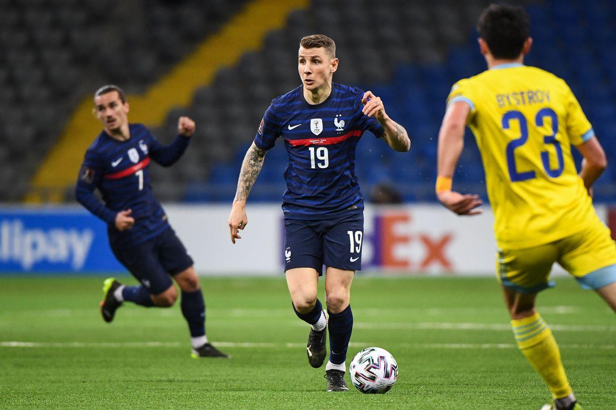 Kazakhstan v France - Qualifying World Cup 2022