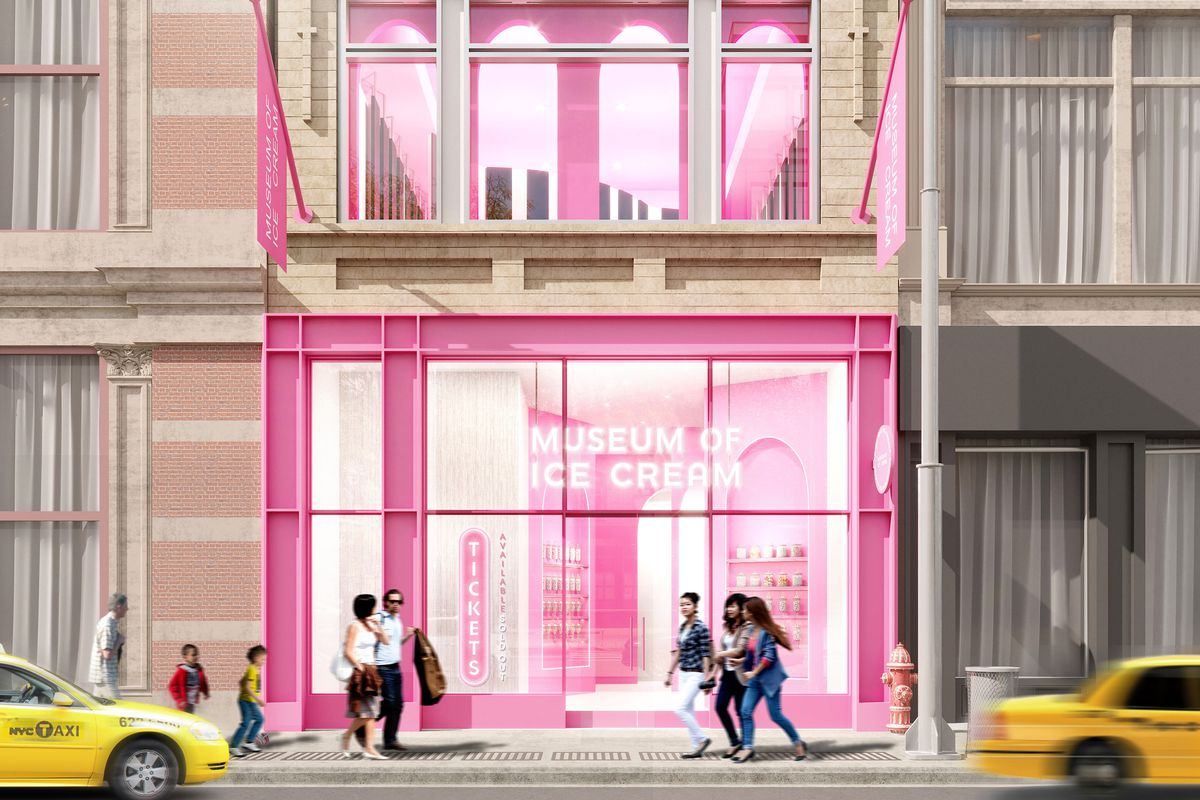 Museum_of_Ice_Cream_NYC_Flagship_Render.0 Museum of Ice Cream will return to NYC with a permanent Soho location