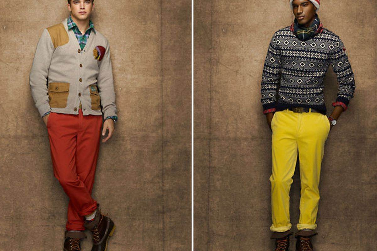 No More Of This Via Rugby Ralph Lauren