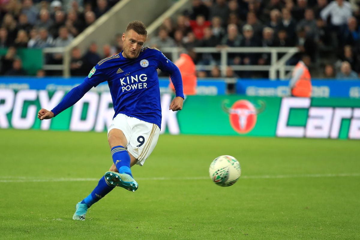 Newcastle United v Leicester City - Carabao Cup - Second Round - St James' Park