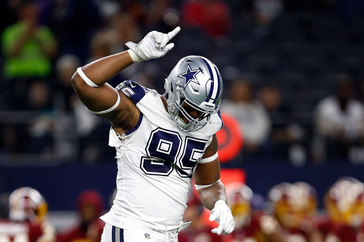 9b79723de Free agent rumors: Would the Cowboys move David Irving for a high draft  pick?