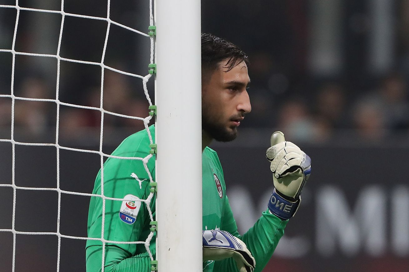 Rossoneri Round-up for 10 December: AC Milan?s Gigio Donnarumma: ?We could have done better?