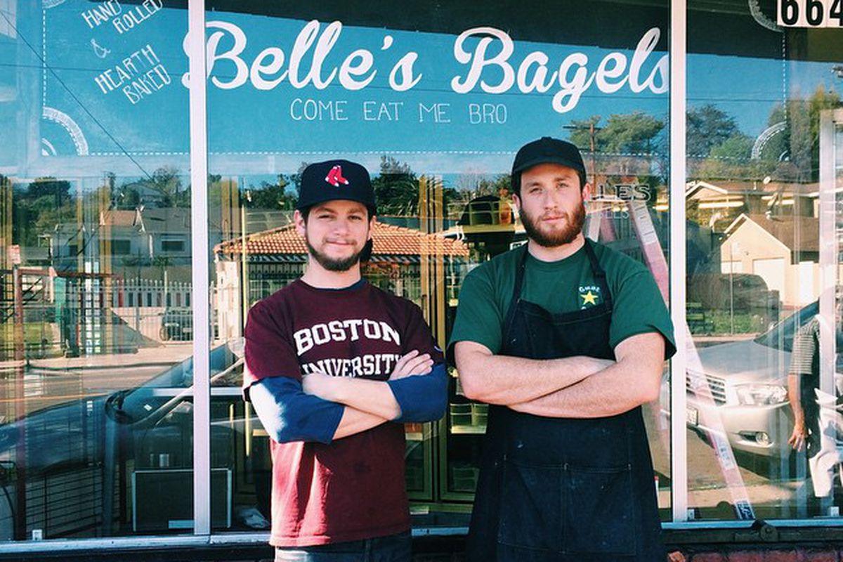 Belle's Bagels